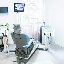 Behandlungsraum in der Dentalpraxis